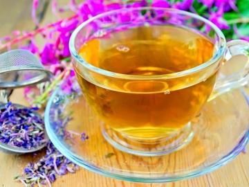 Чай из кипрея (Иван-чай)