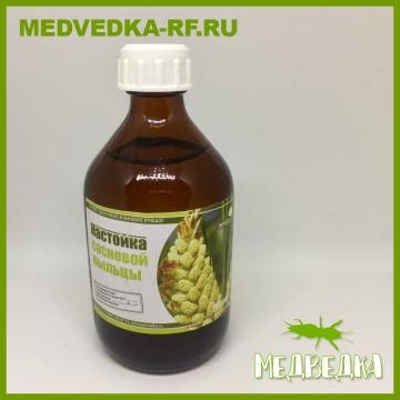 Настойка сосновой пыльцы (100мл)