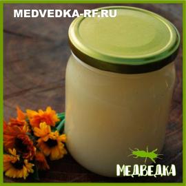 Липовый мёд (500мл)