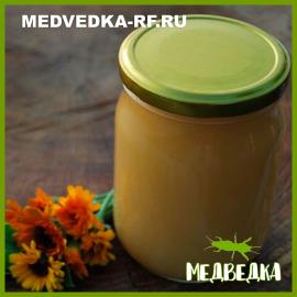 Акациевый мёд (500мл)